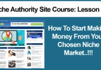 How To Start Making Money From Your Chosen Niche Market