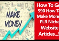 how to make money plr articles