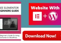 Beginners Guide To Elementor For WordPress (Simple Guide)