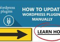 How To Update WordPress Website Plugins Manually